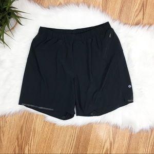Lululemon Men's Black Surge Shorts Size L